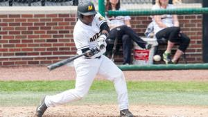 Mizzou baseball rides power surge into first place