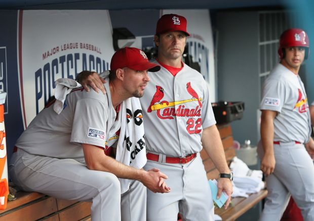 Wainwright has surgery to address elbow irritation