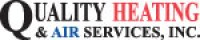 Quality Heating & Air Services, Inc.