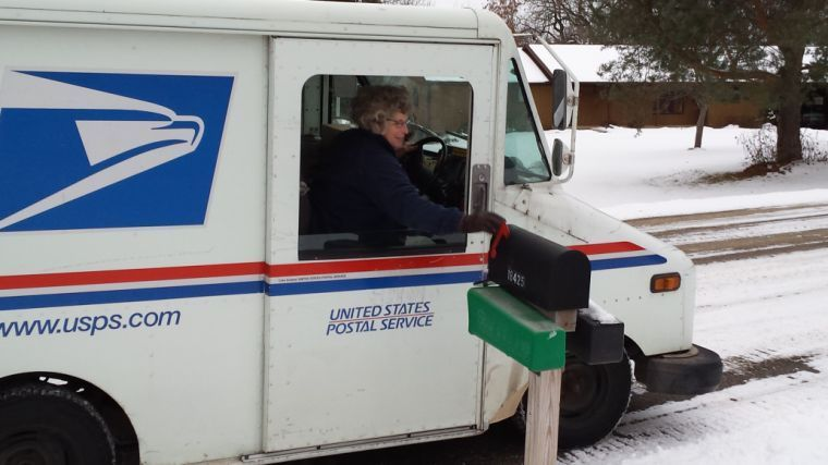 Mail thefts