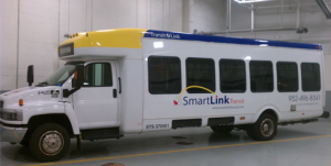 Funding cuts lead to changes in SmartLink transit service