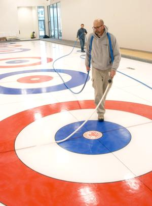 Chaska Curling Center opens next week