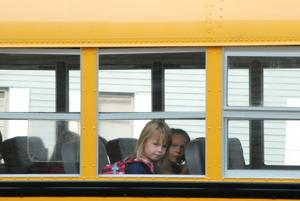 Bus issues reported on first day of school