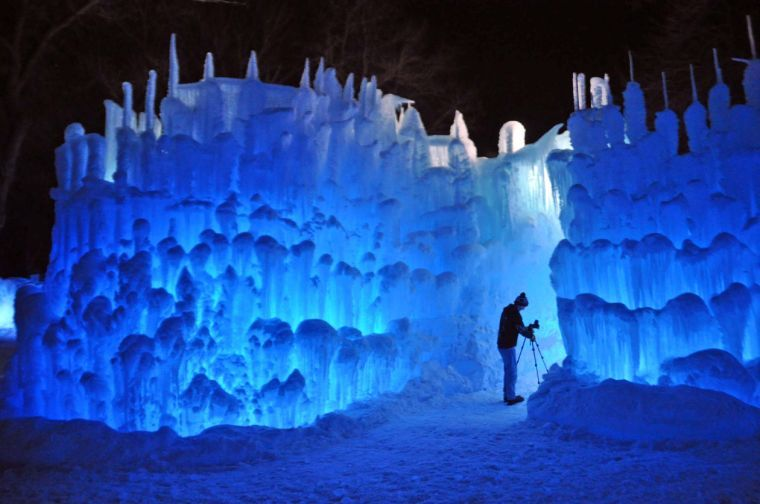 Ice Castle In Eden Prairie To Close March 7 Big Fish Lifestyle Attractions