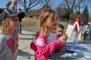 Arbor Day Walk is May 2