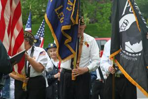 In reverence: Photos from 2015 Memorial Day ceremony at Glendale Ceremony