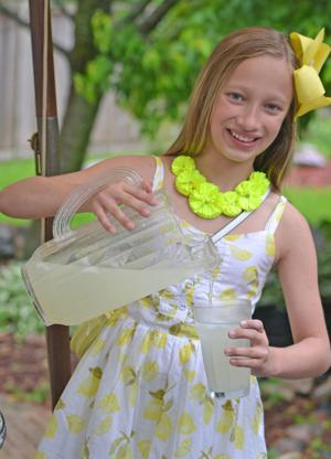 Letter: Community supports lemonade stand