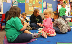 Starting them young: As number of students in poverty grows, early childhood education seen as key