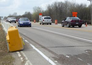 Police step up work zone speed limit enforcement