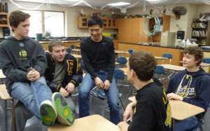 The more you know: Knowledge Bowl heads to state