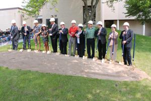 Breaking ground at BHS: Vision One91 construction set to begin