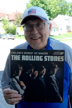 Memory gives satisfaction: The Rolling Stones first concert in Minnesota