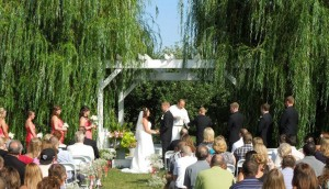Orchard files federal court suit against Scott County over wedding permits