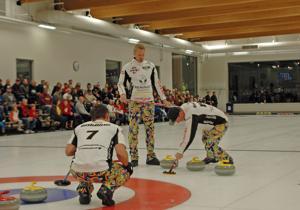 International spotlight on Chaska's curling