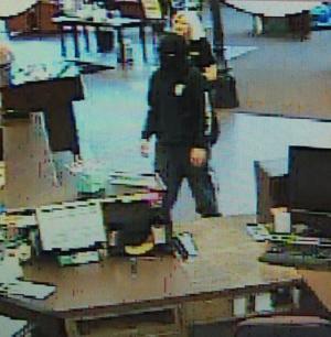 Update: Bank robbery suspects in custody
