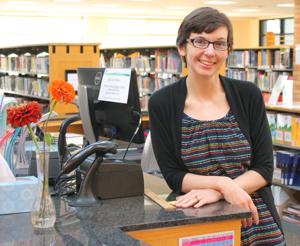 Savage Library welcomes new youth subject specialist