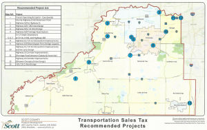 County to decide on half-cent sales tax