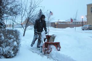 School delayed following snowstorm