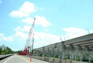 Weeklong closure of 101 river bridge starts Wednesday