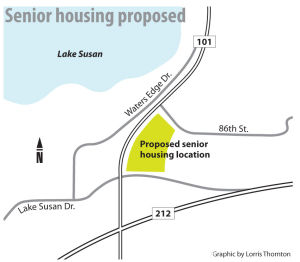 Senior  housing  approved