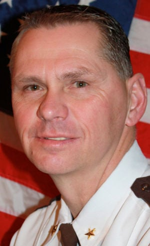 Sheriff will retire in May; board to consider chief deputy as successor