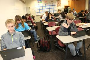 District survey shows strong support for Chromebooks