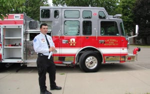 Victoria hires first full-time fire chief