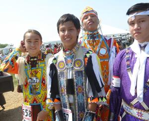 Celebrate and remember: Wacipi 2015