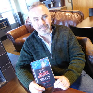 Hometown hero: former Laker publishes novel