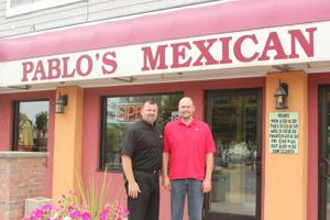 Pablo's Mexican Restaurant stays in the family