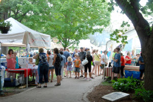 Chaska River City Days in late July