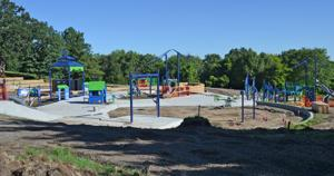 A triple play of playground celebrations in Eden Prairie