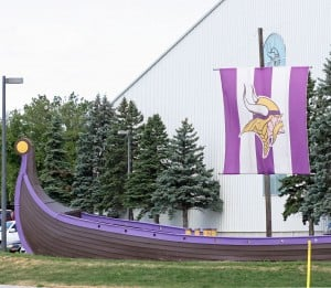Vikings moving training facility to Chan?