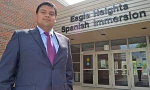 New Eagle Heights Spanish Immersion principal excited to start school year