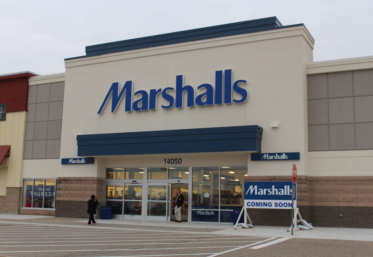 marshalls grand opening in savage is thursday business
