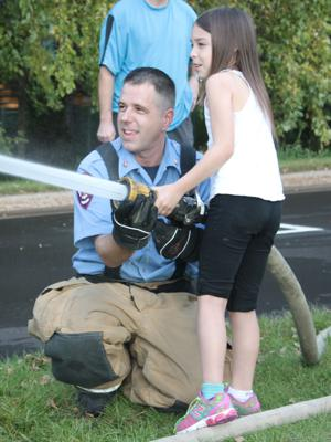 Firefighting fun: Photos from Savage Fire Department's annual open house