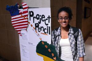 BHS student starts 'Project Pencils' to supply those less privileged