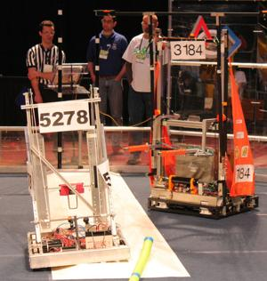 Burnsville Blaze robotics headed to its first-ever World's Competition