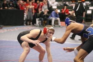Jones and Webster reach state semis