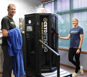 The cold cure? Cryotherapy comes to Savage