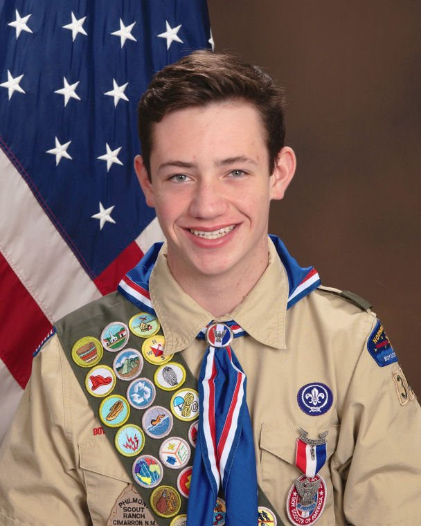 Griffin earns Eagle Scout rank | Community | swnewsmedia.com