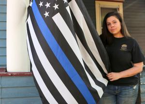 Support for fallen peace officers