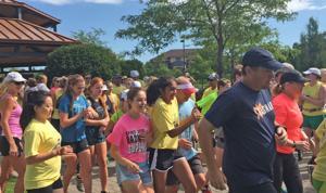 Register for Raksha Walk in Eden Prairie