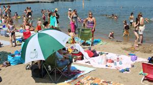 Bamboozled at the beach: Kids running parking racket in Prior Lake