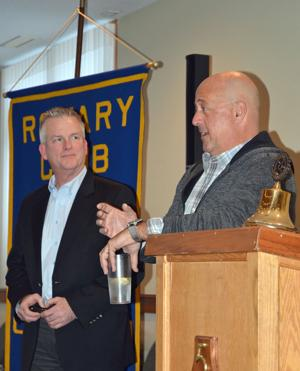 Zimmern draws big Rotary crowd