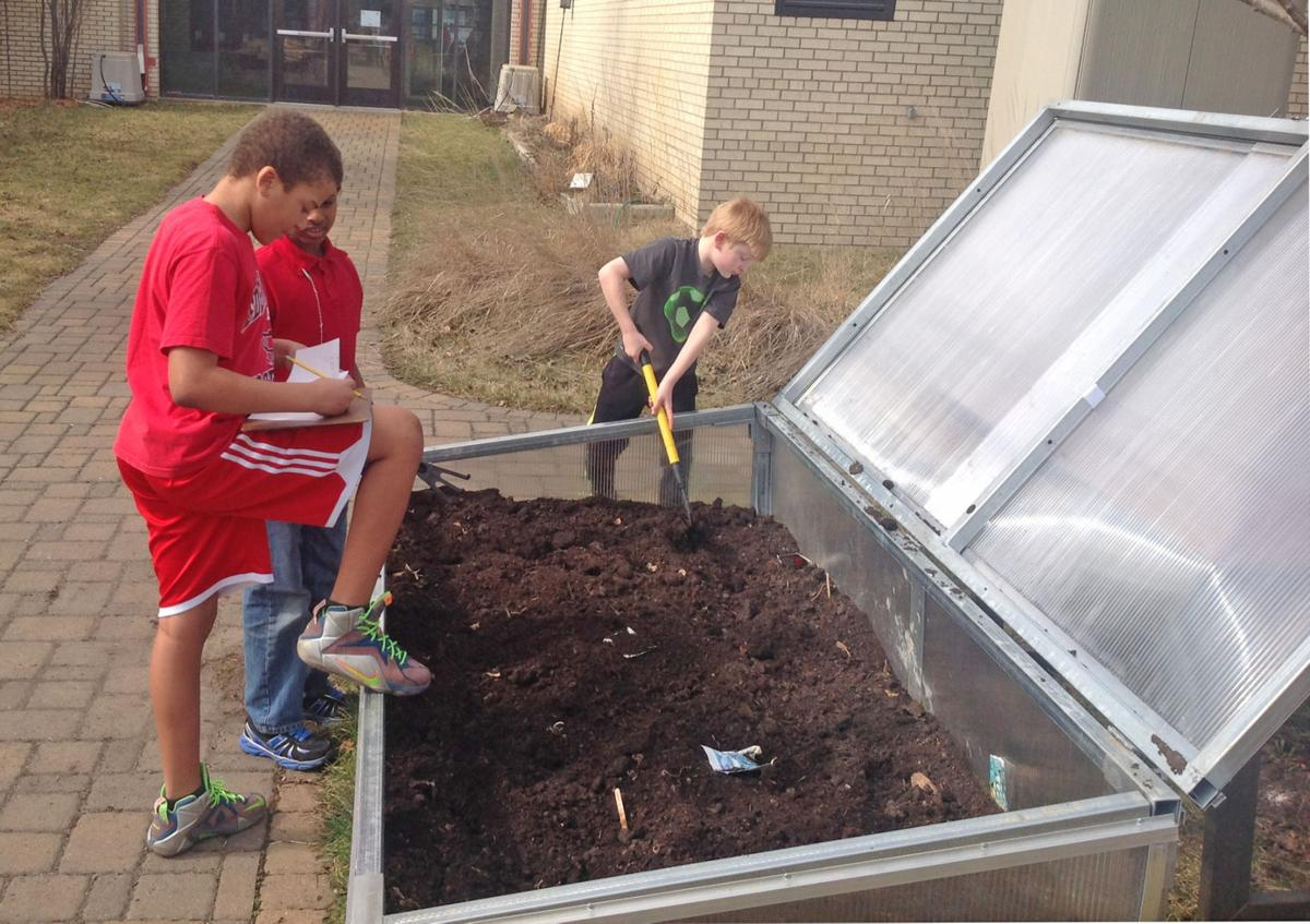 School Gardens Becoming More Popular Education