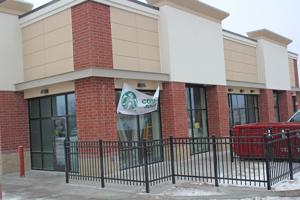 Businesses opening at Southbridge area; theater construction is this spring
