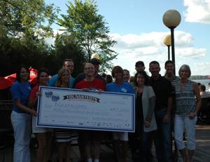 DWB Foundation supporting youth hockey