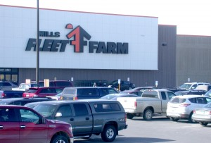Report: Mills Fleet farm up for sale