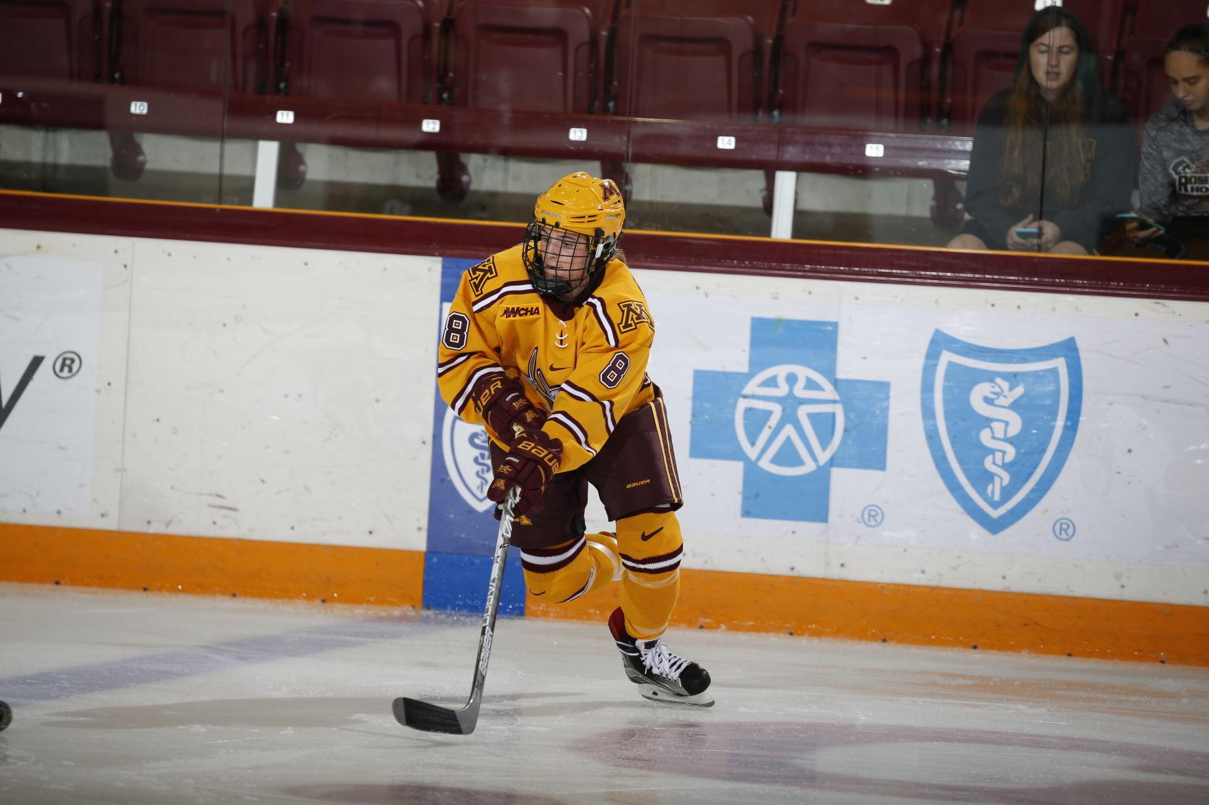WCHA: Women - From Skipper To Gopher, Kippin Keller Reflects On Hockey Career Thus Far